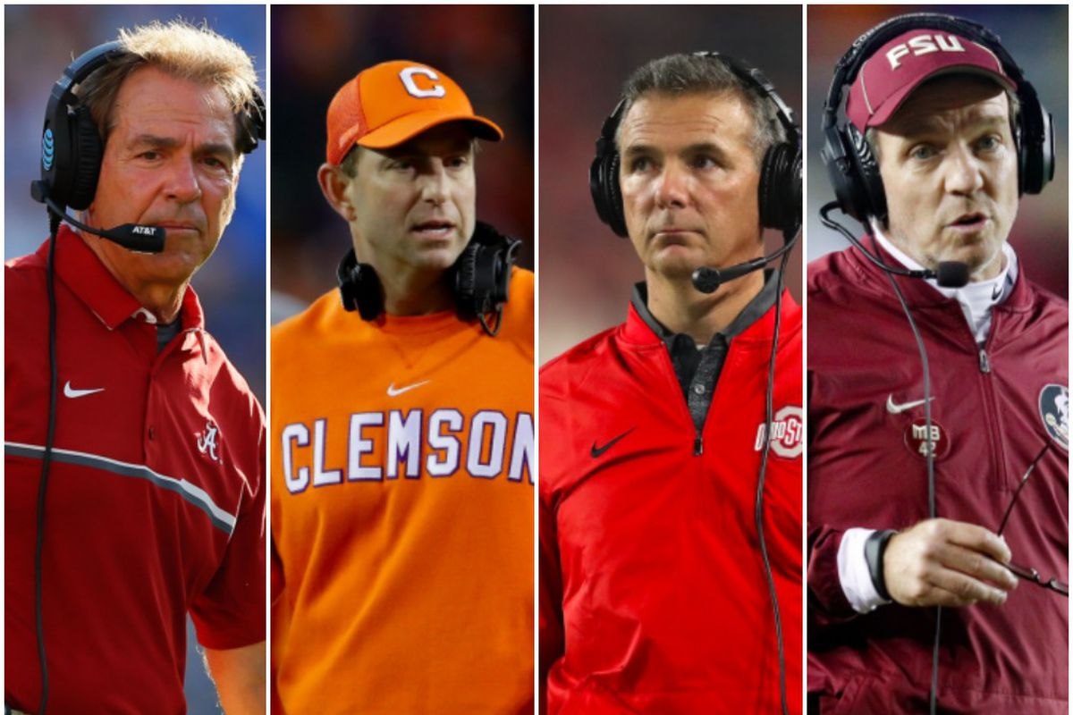 College Football Coach Statistics